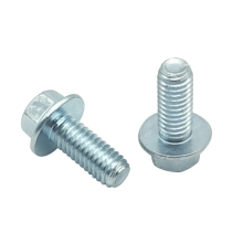 High quality hex flange head bolts