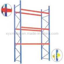 Prateleiras de armazenamento de bastidores sólidos de armazenamento pesado Prateleiras Racks