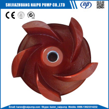 Abrasion Resistant Pump impeller pump