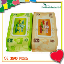 Baby Skincare Wet Wipe OEM Manufacture