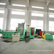 Ac 55 Kw Fine Wire Drawing Machine For Final Die18.6, Others25 / Final Die 15.7;others20