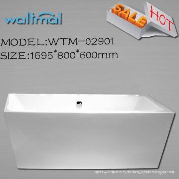 Klassische amerikanische Standard-Quadrat-Badewannen Hersteller