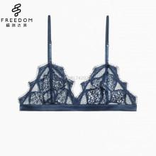 2017 девочек сексуальный новый дизайн модный сексуальный оболочка ресниц кружева треугольник bralette белье бюстгальтер