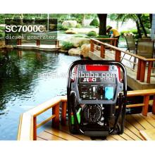 Fornecedor de china pequeno gerador silencioso diesel