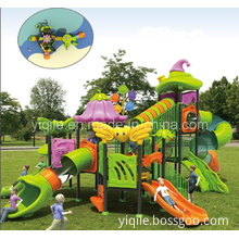 China Manufacturer Kids Outdoor Playground for Amusement Park (YQL-4001A)