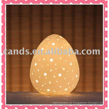Lámpara de porcelana para el hogar
