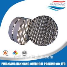 Производитель Демистор ячеистой сети нержавеющей стали,металла структурированные упаковка упаковка поддержка