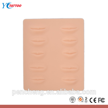 3D fake skin for tattoo practice manufacture supplies in china