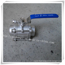 Stainless Steel Ball Valve 3p