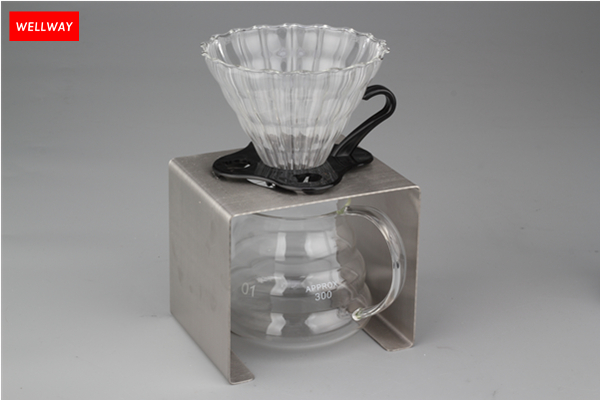 3 Pieces Pour Over Coffee Dripper Starter 4