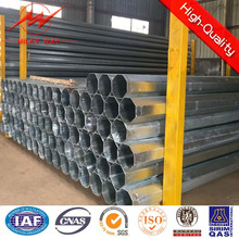 Galvanized Octagonal Steel Pipe