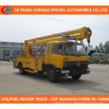 Camion d'opération de haute altitude de Dongfeng 4X2