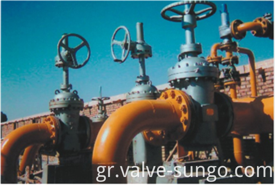 Rising Stem Slab Gate Valve