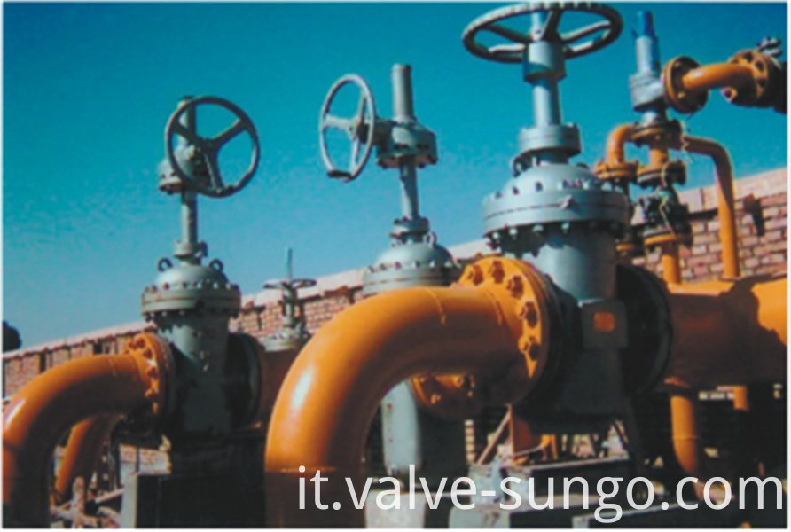 API Flange Floating Ball Valve