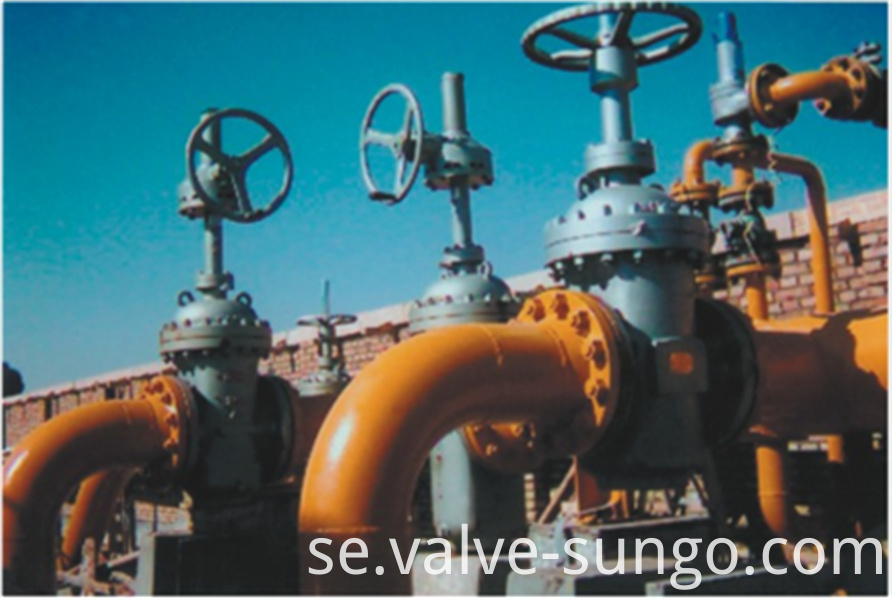 API Three Way Ball Valve