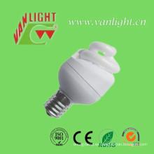 Serie completo espiral CFL lámparas Energy Saver (VLC-FST2-3W-E14)