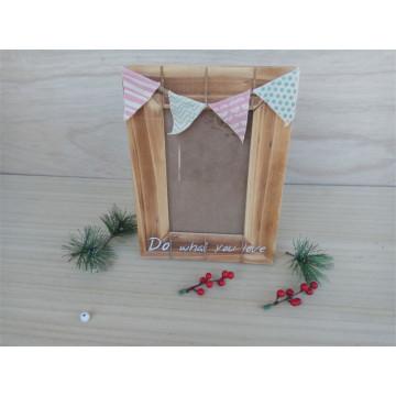 Natural Cheap Wooden Photo Frame