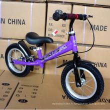 Bicyclette pédestre pour enfants de qualité supérieure à vendre