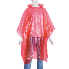 Disposable Adult PE Rain Ponchos