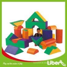 Kinder kommerzielle lustige Soft-Spiel Indoor-Spielplatz Ausrüstungen LE.RT.012