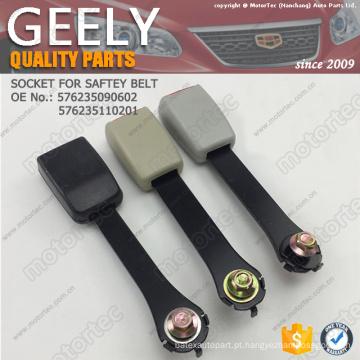 OE GEELY peças de reposição para cinto de segurança 576235090602 576235110201