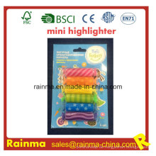 Heiß-Verkauf Mini Highlighter als Werbegeschenk