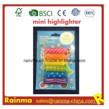 Mini surligneur Hot-Selling comme cadeau promotionnel