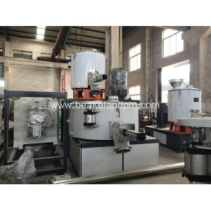 plastic mixer blending machine