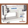 Wd-0618-1 Single-Needle Compound Feed Lockstitch Industrial Sewing Machine