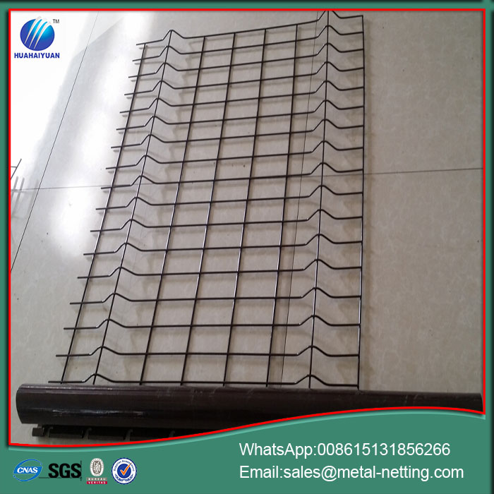 2D Welded Wire Mesh Fence