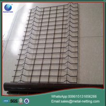 2D wire mesh fence 2D welded fence