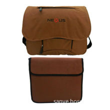 Laptop bags, made of 600 x 300D/PVC
