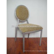 Chaise ronde ronde d'hôtel XA3246