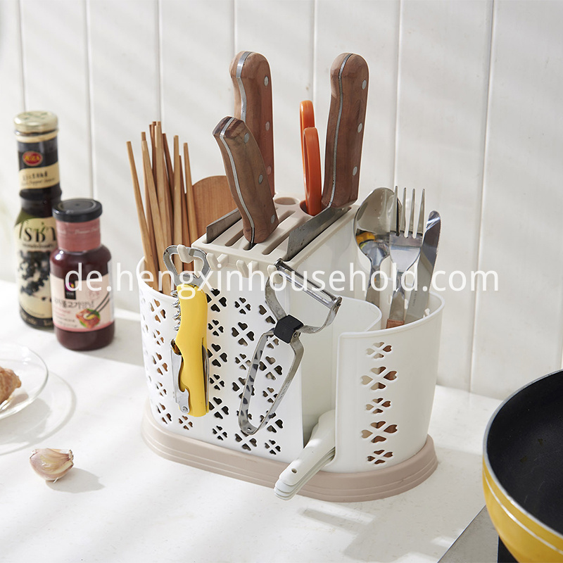 plastic Utensil Holder