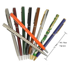 Le meilleur stylo en métal de vente européen