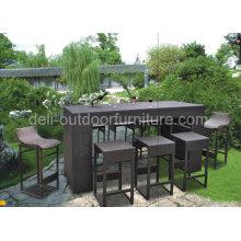 Sistemas de los muebles modernos rota Bar al aire libre
