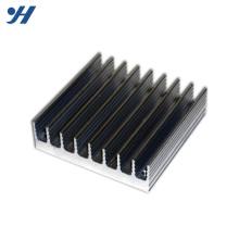 alta qualidade todos os tipos de dissipador de calor de extrusão de alumínio industrial
