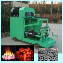 Machine de briquetage de charbon de bois de 400kg / H pour la poussière de charbon
