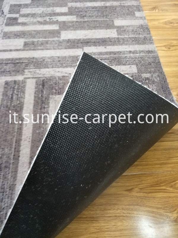 Nylone carpet tile with pvc backing