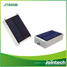 Длительный срок службы батарей GPS трекер с солнечной панелью