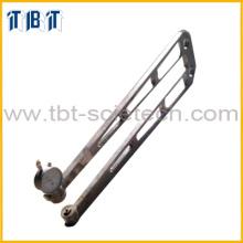 Instrument de mesure d'épaisseur de brique en céramique