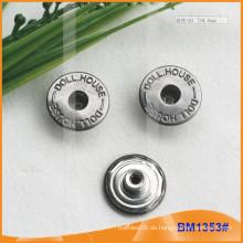 Metallknopf Benutzerdefinierte Jean Buttons BM1353