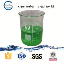 inibir o tratamento de água com gás de amônia