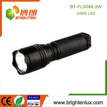 Bulk Sale Portable Custom Made Multifunction 3 Modes Light Puissant Bright Pocket 3W Cree Aluminium Matal led éclairage de secours