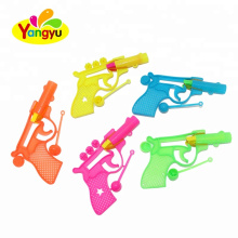 Colorful Funny Plastic Cheap Price Shooting Gun Toy For Kids