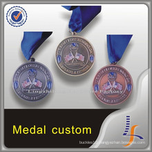 Antique USA Customized Metal Navy Medals