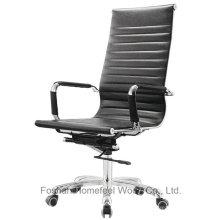 Chaise de bureau en cuir souple haut de gamme à chaud Hot Sale (HF-CH022A)