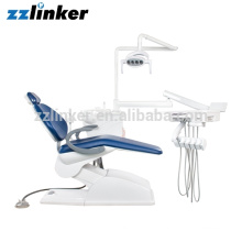 LK-A11 2017 Types of Standard Size Dental Chair Parts and Functions