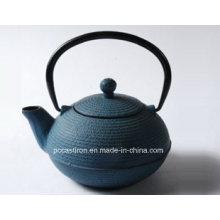 Fertigen Sie Gusseisen-Teekanne 0.5L besonders an