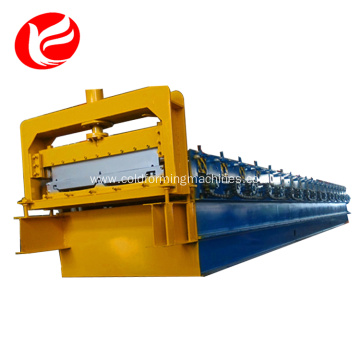 Best Price for Joint Hidden Roll Forming Machine Automatic joint hidden roof panel rollforming machine supply to Bhutan Factory